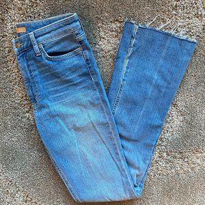 NWT Joe's Jeans The Micro High Rise Skinny Flare
